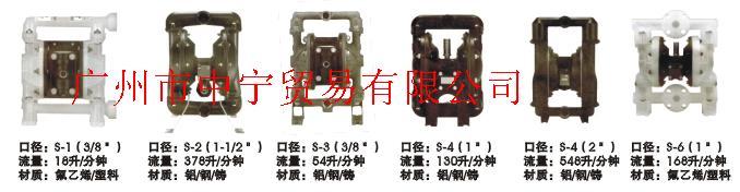 提供优质高效可靠的气动隔膜泵图片/提供优质高效可靠的气动隔膜泵样板图