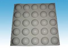 供应广州半球型橡胶脚垫厂家