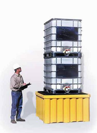 集装桶防渗漏托盘图片