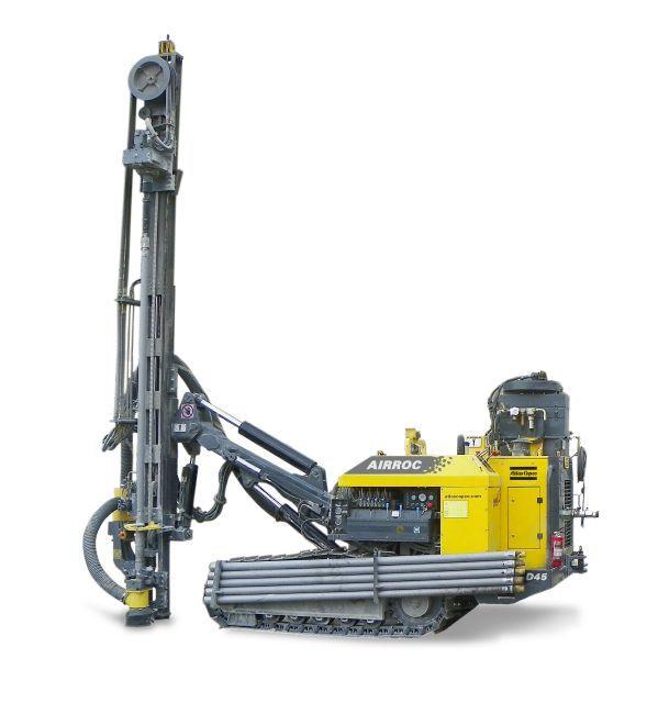 供应阿特拉斯D45SH半液压履带式钻机阿特拉斯D45履带式钻机