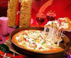 披萨加盟图片