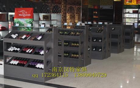 供应红酒展柜