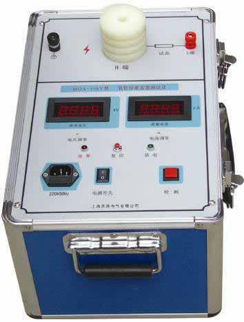 MOA-30KV氧化锌避雷器测试图片/MOA-30KV氧化锌避雷器测试样板图