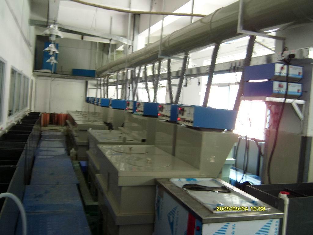 供应深圳五金电镀生产线
