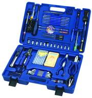 供应87pc精品电讯组套工具图片