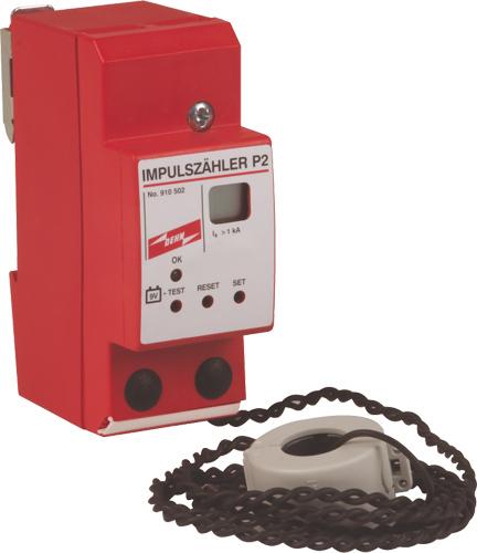 雷电脉冲计数器p2图片