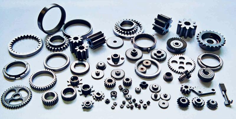 供应汽车摩托车齿轮零件