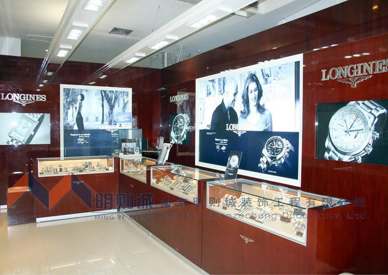供应江苏南京手表展示柜台