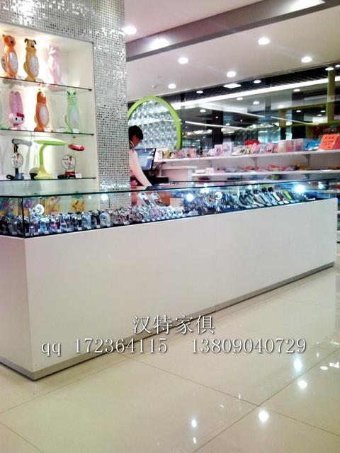 供应展柜设计 供应精品小家电展示柜柜台