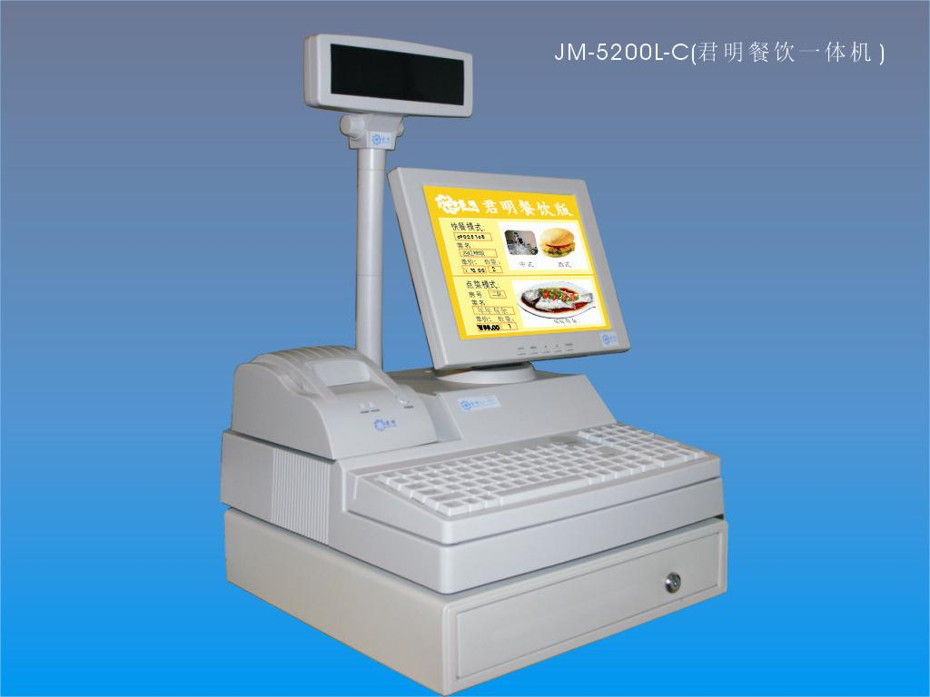 收款机图片 收款机样板图 收款机供应商 广州君明电子科技...