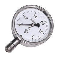 YTF-150全不锈钢压力表图片/YTF-150全不锈钢压力表样板图