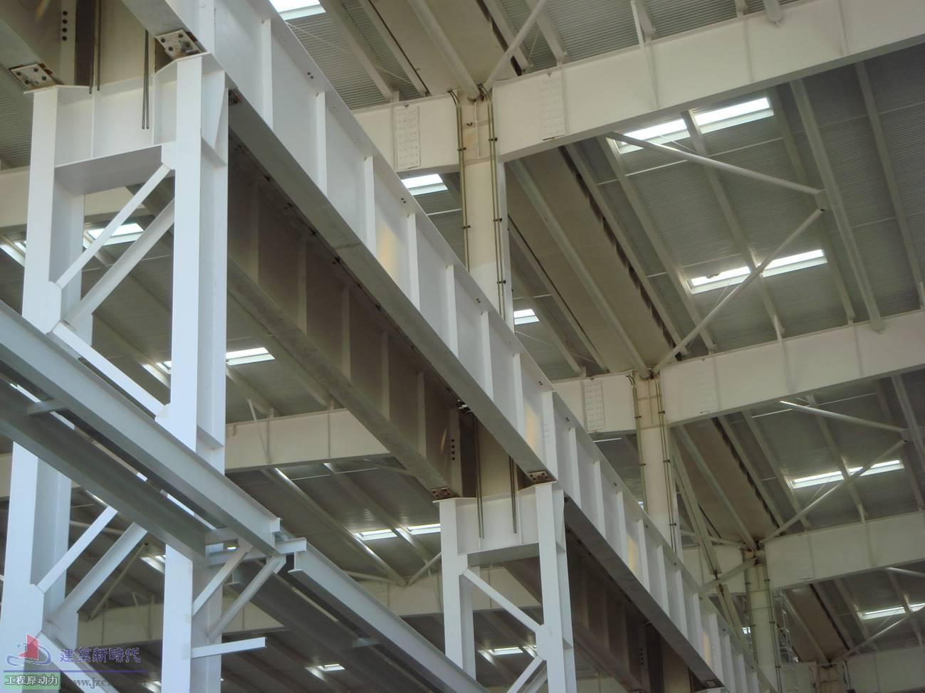 供应钢结构焊接加衍架行架设计制作安装
