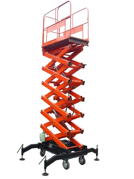 供应包头升降机升降平台铝合金升降平台