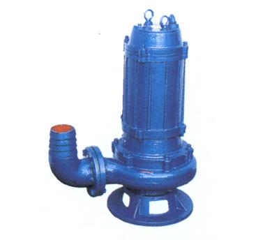 现货供应铸铁无堵塞潜水排污泵 苏州潜污泵销售 苏州污水泵销售图片