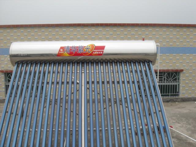 北京清华阳光太阳能热水器维修报价