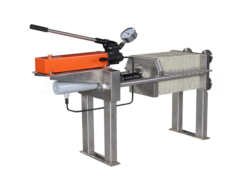 供应小型隔膜压滤机