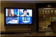 3D液晶电视拼接大屏幕图片