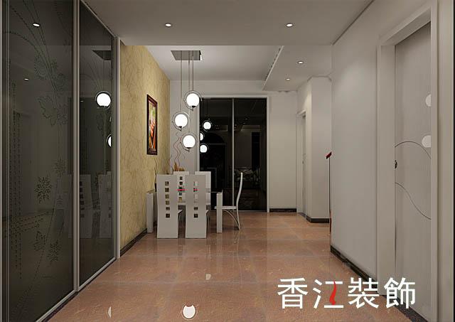 香港香江装饰郑州室内装修图片