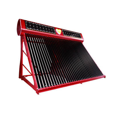 皇明太阳能热水器图片