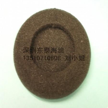 供应学习机耳机海绵套/Mp4海绵耳机批发