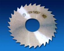 供应高速钢切口铣刀锯片