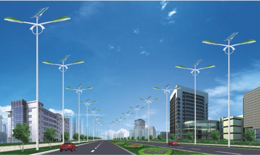 供应合肥太阳能氙气路灯/sed光源
