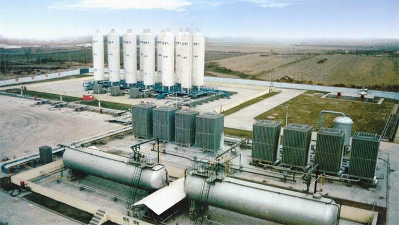燃气管道工程安装图片