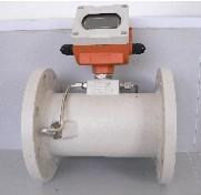 管段一体式超声波流量计锂电池供电精度1.0耐腐蚀连接方式可选