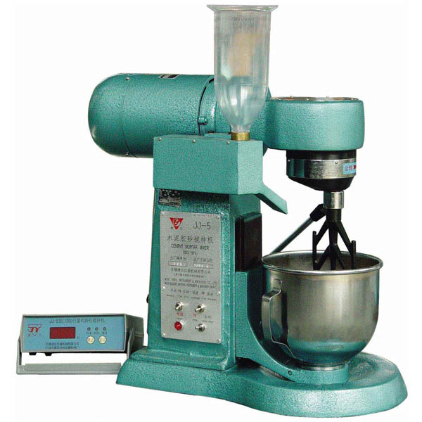 供应水泥胶砂搅拌机图片