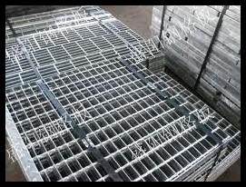 平台钢格板图片/平台钢格板样板图
