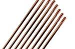供应国产垂直螺纹镀铜钢接地棒