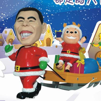 生产供应快乐圣诞老人