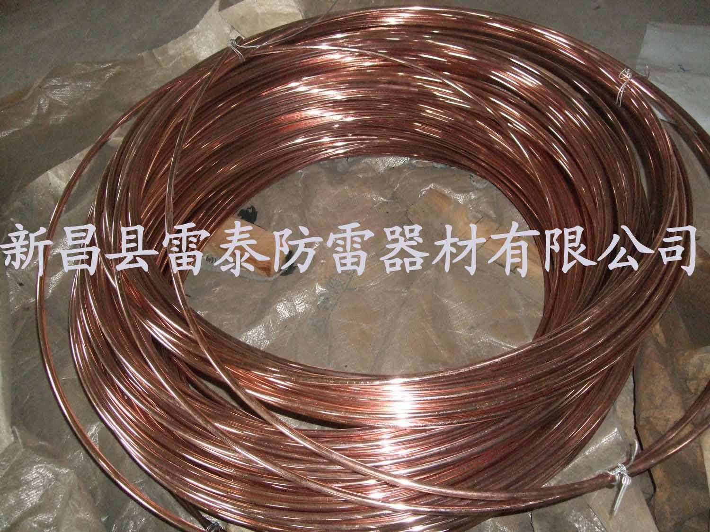 供应连铸铜包钢接地棒,水平连铸接地线,水平连铸生产厂家,水平连铸