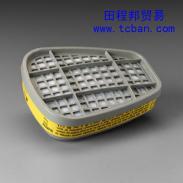 3M6003有机及酸性气体滤毒盒图片