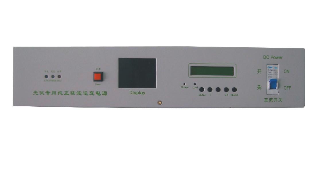 300w太阳能控制器逆变器一体机图片