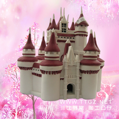 abc城堡简笔画