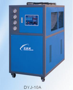 供应风冷箱式冷水机 东莞冰水机 惠州冷冻机 东跃进冷水机图片