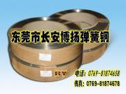美国进口1074耐腐蚀弹簧钢板图片