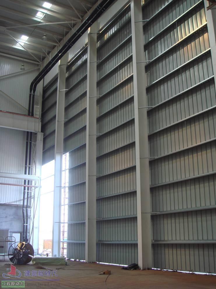供应钢结构车间