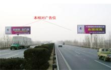 供应京沈高速公路迁安段对塔京沈高速广告塔批发
