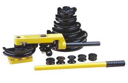 供应冷弯式型简易手动弯管机SWG-25图片