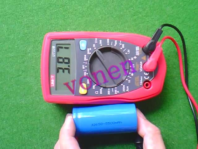 供应32650锂电池强光电筒用