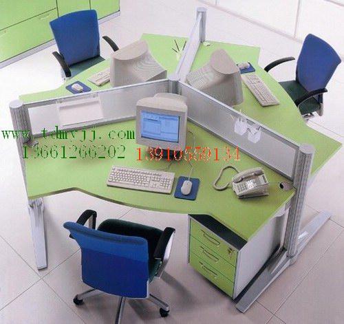 办公椅 办公桌 屏风工位定做图片