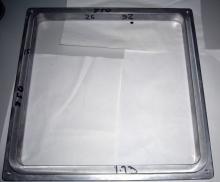 供应丝网印刷铝框供应商