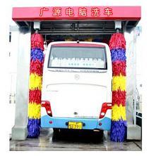 供应维修大巴式自动洗车机配件
