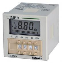 浙江供應奧托尼克斯LCD數字顯示LE3系列計時器LE3SA圖片