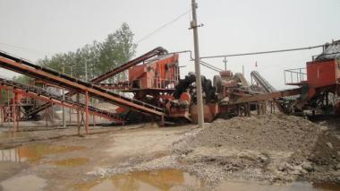 河卵制砂生产线图片/河卵制砂生产线样板图 (2)