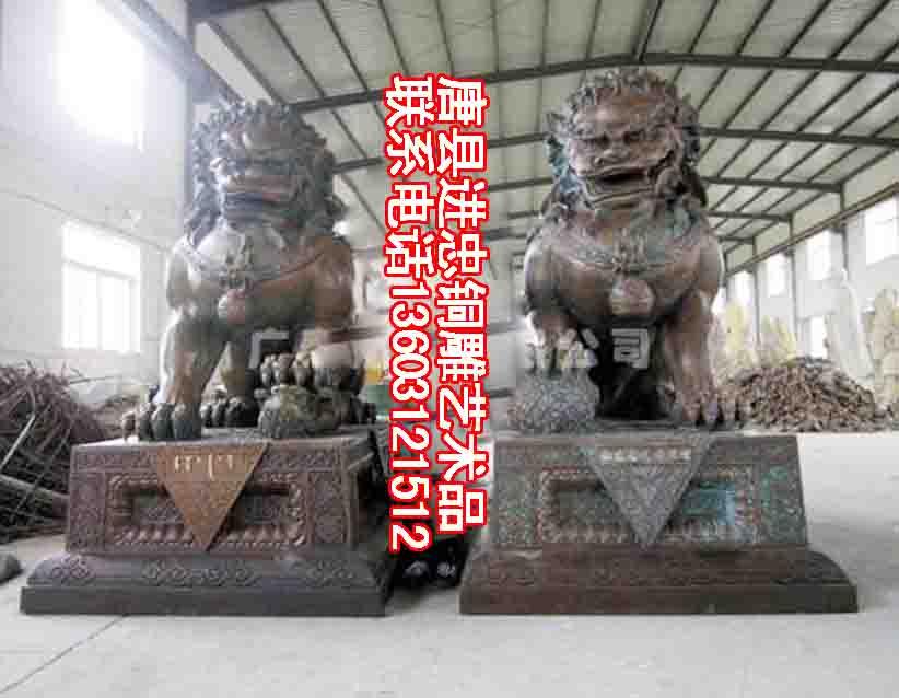 铜雕图片 铜雕样板图 铜狮子铜塑狮子加工铸铜狮子铜雕狮 ...