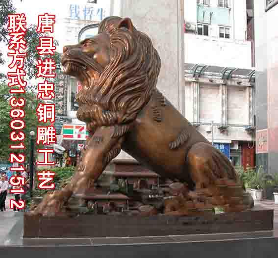 铜雕图片 铜雕样板图 铜雕门狮铜雕汇丰狮故宫狮铜狮子 唐...
