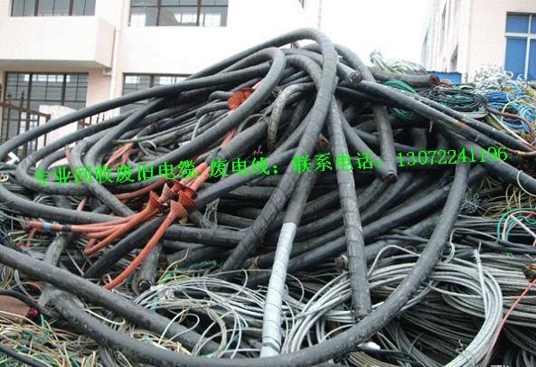 专业天津废铜回收 专业天津废铜废旧电线电缆网线回收